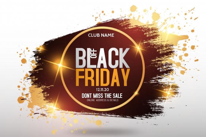 Event templates,Black Friday ,retail 海报
