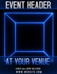 EVENT VIDEO DIGITAL TEMPLATE AD