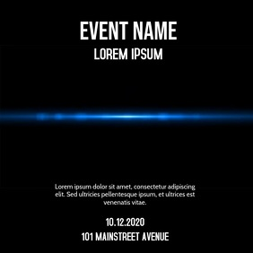 EVENT VIDEO TEMPLATE