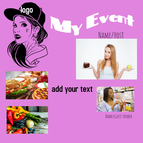 Events Flyer