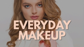 Everyday Makeup Youtube Thumbnail