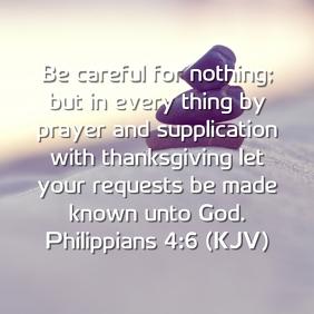 Everything By Prayer Design