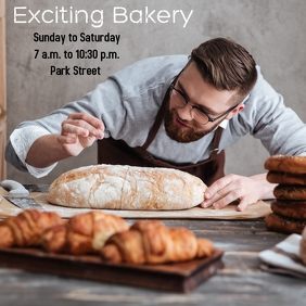 Exciting Bakery