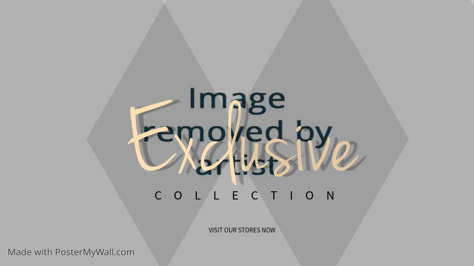 Exclusive Fashion Collection Template
