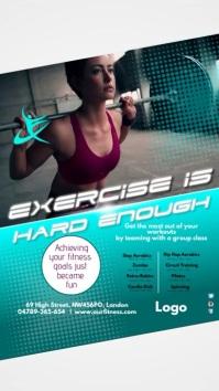 Exercise Instagram Video