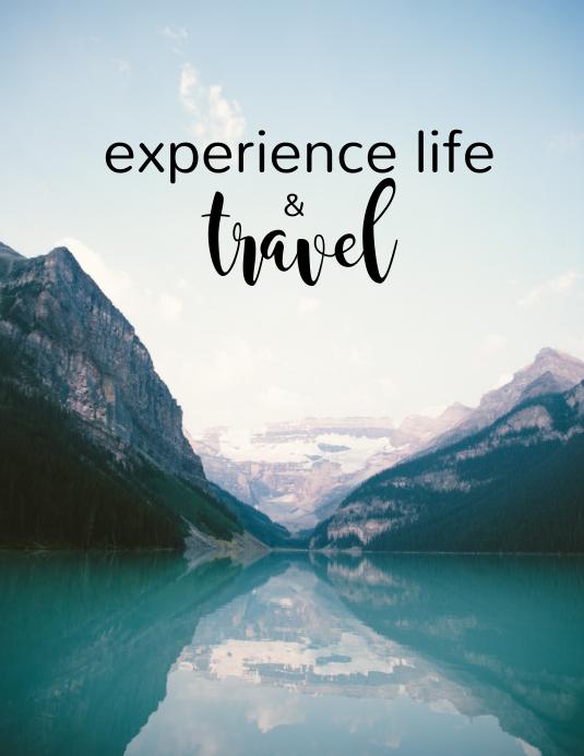 Experience Life & Travel