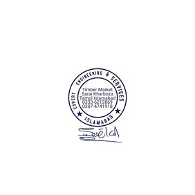 Expert Stamp Logotipo template