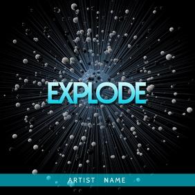 Explode album Cover