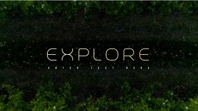 Explore Video Template