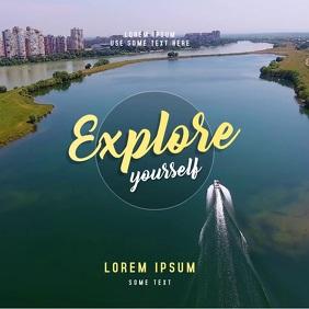 Explore Yourself - Instagram Post video