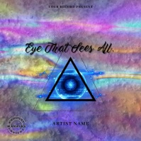 Eye That Sees All. Musi Mixtape/Album Cover A