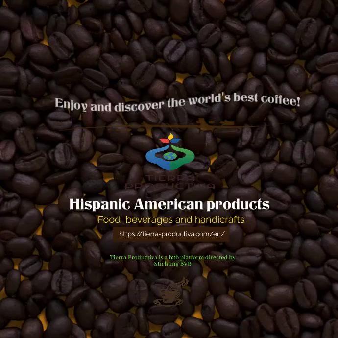 Kopie van Morning Coffee Cafe Flyer Cuadrado (1:1) template