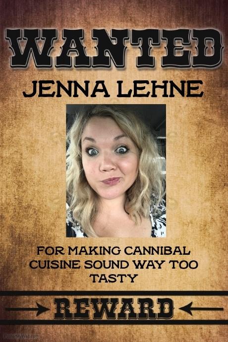 Wanted Jenna Lehne