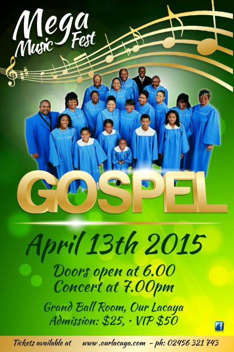 Gospel Poster