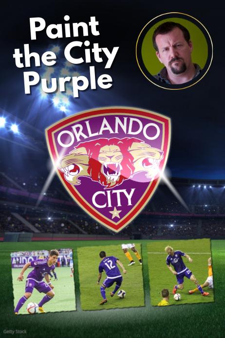 football club poster