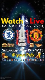 FA CUP Final Instagram