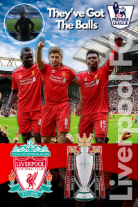 FC Liverpool Poster