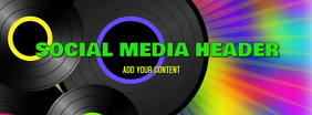 Facebook, social media, header, content header, template
