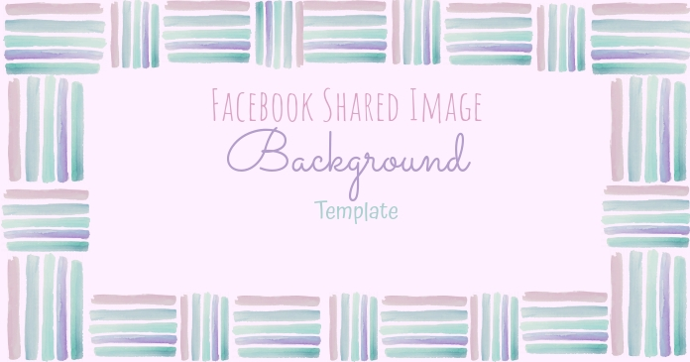 Facebook Background Template