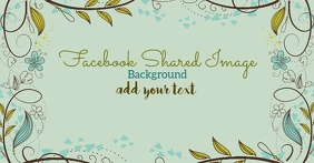 Facebook Background Template