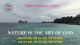 Facebook Cover about Nature or Travel