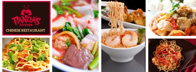 Facebook Cover Chinese Restaurant Template