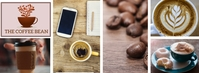 Facebook Cover Coffee Shop Template
