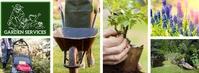 Facebook Cover Garden Services Template