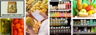 Facebook Cover Grocery Delivery Template