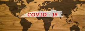 Facebook Cover Image-Covid 19 Template