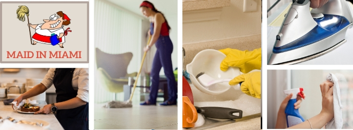 Facebook Cover Maid Cleaning ServiceTemplate