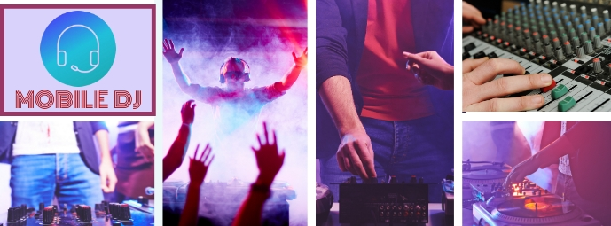 Facebook Cover Mobile DJ Template