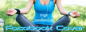 Facebook Cover Photo Meditation Yoga Exercise