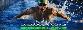 FACEBOOK COVER PHOTO Swimming template