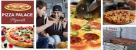 Facebook Cover Pizza Restaurant Template