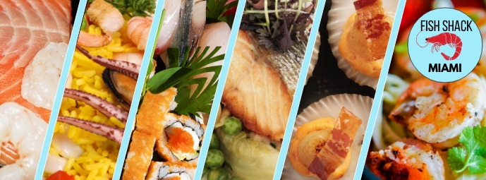 Facebook Cover Seafood Restaurant Template