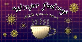 Facebook event cover template tea or coffee a
