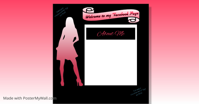 facebook frame or banner template postermywall