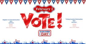 Facebook Vote Election Registration