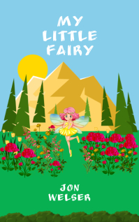 Fairy Book Cover Kindle/Book Covers template