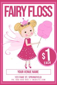 Fairy Floss Poster