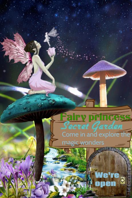 Fairy Garden poster