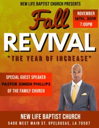 FALL CHURCH REVIVAL