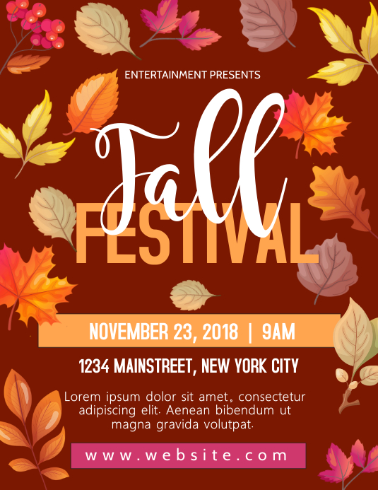 fALL EVENT festival