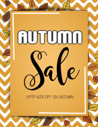 fall festival,Autumn flyers,Autumn sale template