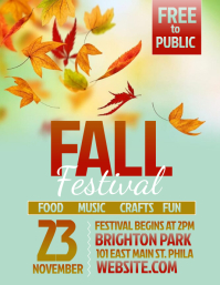 picture about Free Printable Fall Festival Flyer Templates identified as 4,390+ Drop Competition Customizable Structure Templates