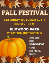 FALL FESTIVAL OCTOBER FEST