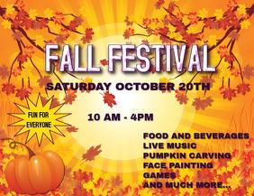 FALL FESTIVAL OCTOBER FESTIVAL