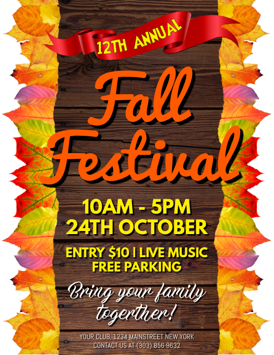 copy of fall festival flyer