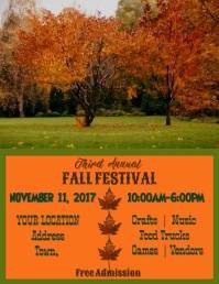 Fall Festival Video